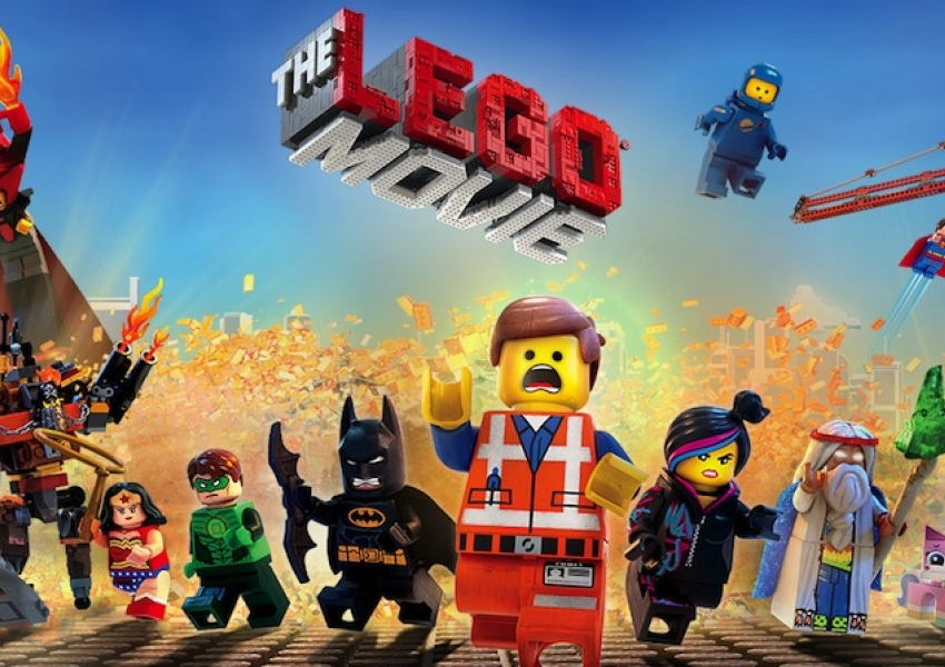 Лего:Филмът / The Lego:Movie