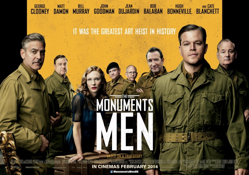 Пазители на наследство / The Monuments Men