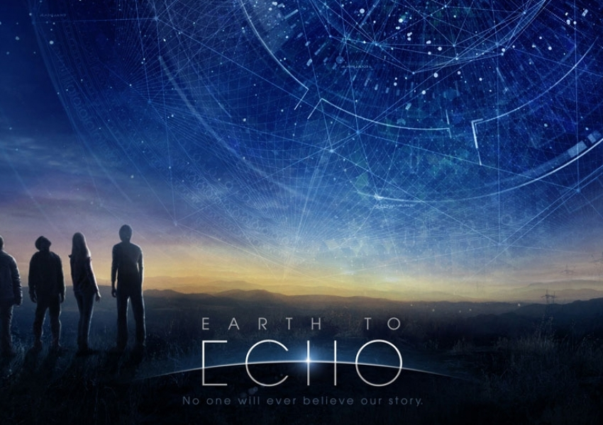 Земя до Еко / Earth to Echo