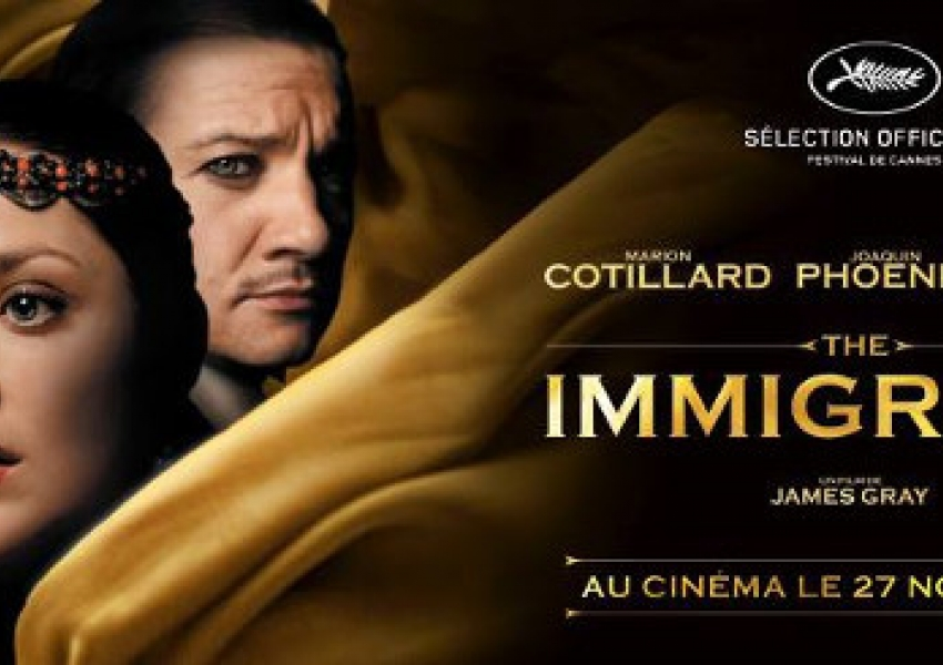 Имигрантката / The immigrant