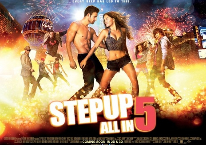Ритъмът на греха / Step up: All in