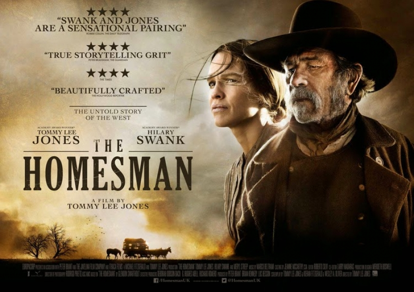 Местният / The homesman