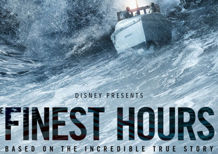 Часът на героите / The finest hours