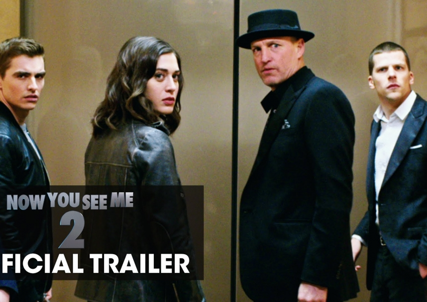 Зрителна измама 2 | Now you see me – the second act